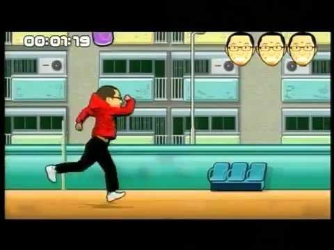 阿猛@爆炸猛男 PHD 拍攝政府廣告【高空擲物:人肉遊戲機】 - YouTube