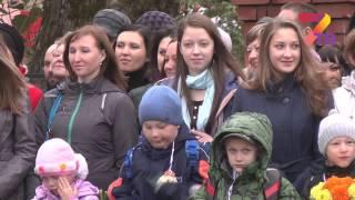 В Полевском день знаний встретили 8 тысяч учеников
