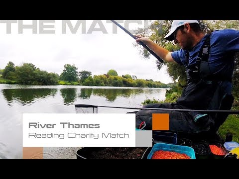 The Match: River Thames, Reading Charity Match