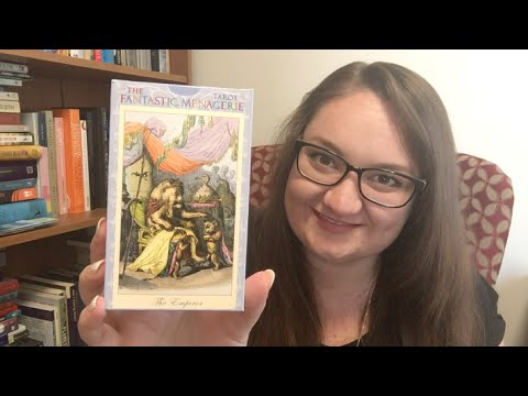 Special Unboxing & First Impressions: Fantastic Menagerie Tarot
