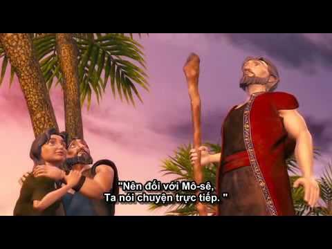 Phần 8 Phim 10 điều răn - Hoạt hình 3D - 2007