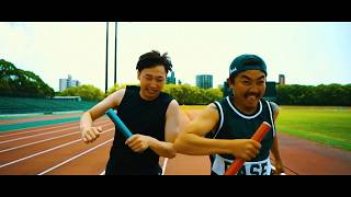 YouTube動画:韻踏合組合 - マイクリレー  (Official Video)
