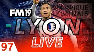 Football Manager 2019  Lyon Live 97 QnA World Cup Special FM19