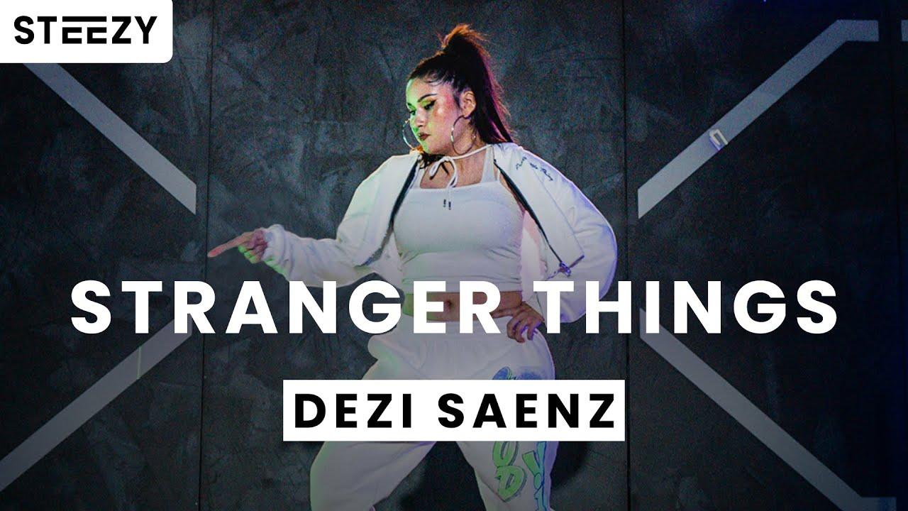 Download Stranger Things - Joyner Lucas & Chris Brown | Dezi Saenz Choreography | STEEZY.CO