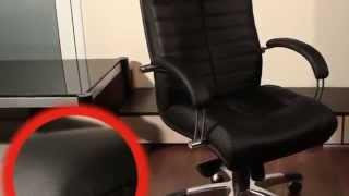 Перформанс-мебель. Кресло для руководителя Орион