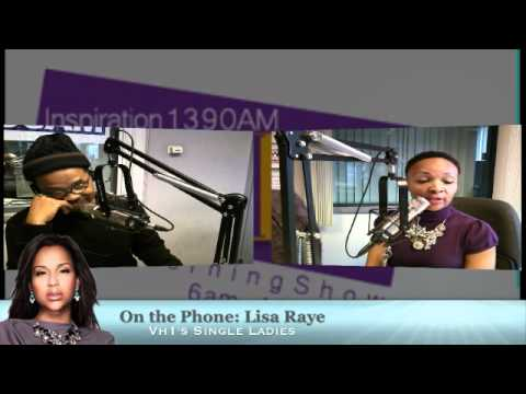 JHMS: Lisa Raye Interview 12-28-11 Is She Engaged?