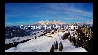 Conquer the Mountains // 2017 // TimOfilms