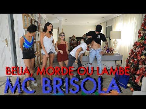 BEIJA MORDE OU LAMBE COM MC BRISOLA  HottelMazzafera