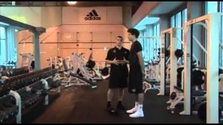 «Adidas Самосовершенствование. Баскетбол». Урок 5. Комплексные упражнения
