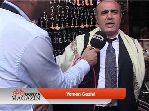 Gonya Magazin - Yemen Gezisi 2