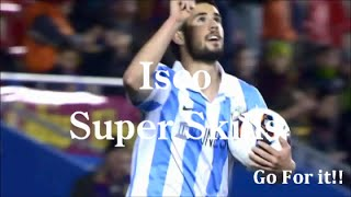 Isco - Málaga CF- Super Skills , Super Goals 2012/2013 HD ~ イスコ スーパープレイ集