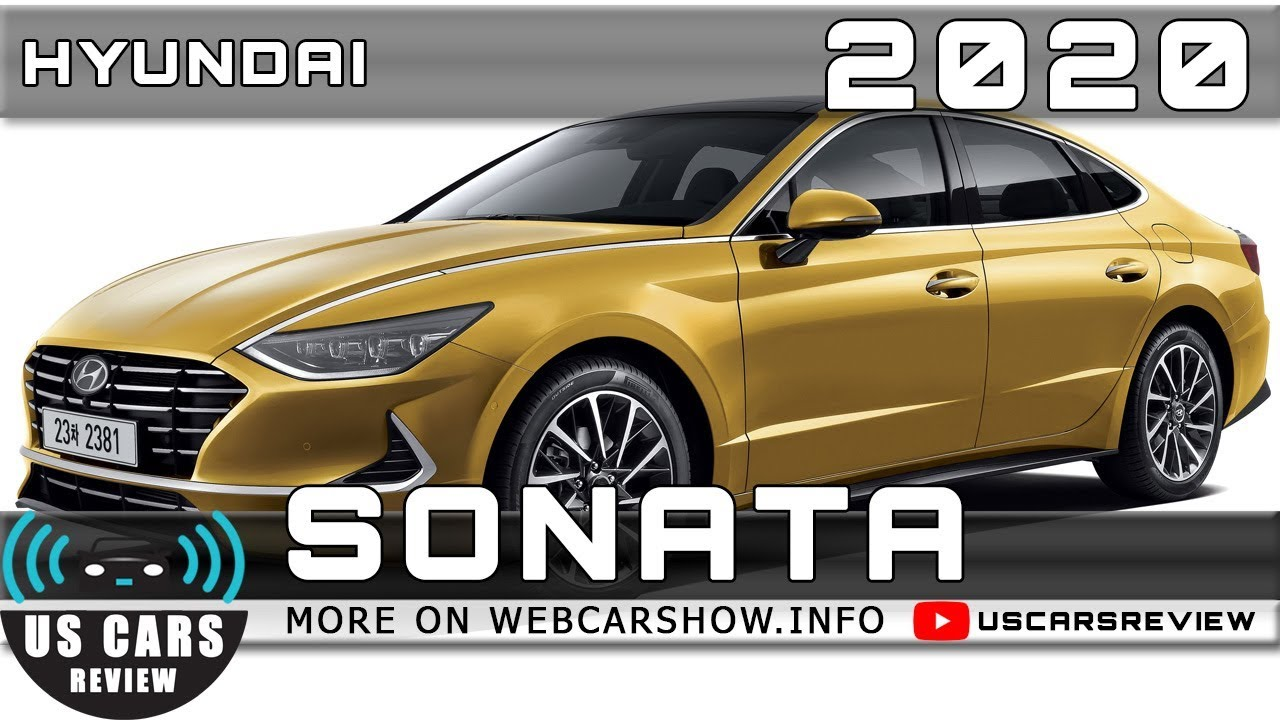 2020 Hyundai Sonata Release Date 2020 Hyundai Sonata