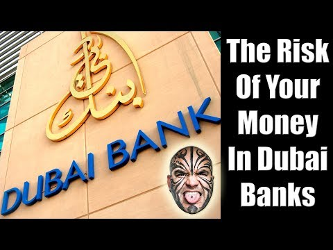 Is It Safe To Keep Your Money In Dubai, UAE Banks?