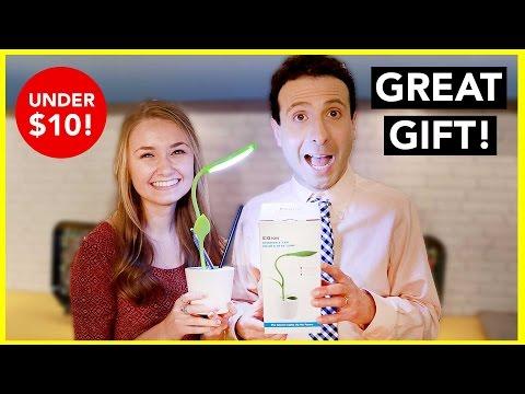 LED Lamp + Pen Cup Holder UNDER $9!