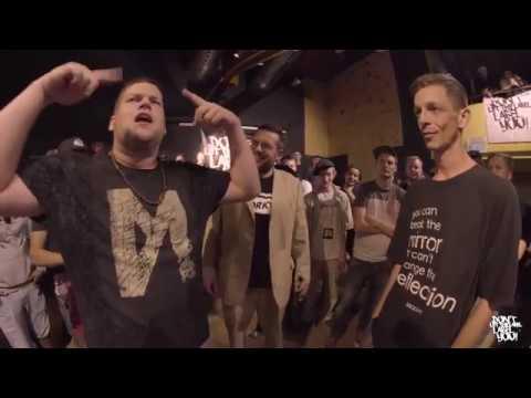 DLTLLY // Rap Battles // Hansen VS T-Way
