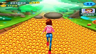 Subway Princess Runner Game : MUST WATCH VIDEO | Android/iOS Gameplay HD screenshot 4