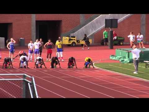 DC 100m Dash(at Heroes Stadium)