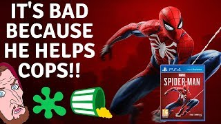 Baixar Garbage Tier Spiderman PS4 Game Review