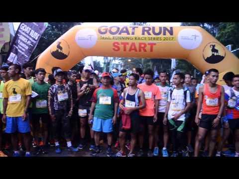 Goat Run Trail Running Series 2017 Mt Guntur - Short Video