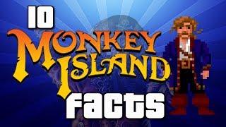 10 Monkey Island Facts