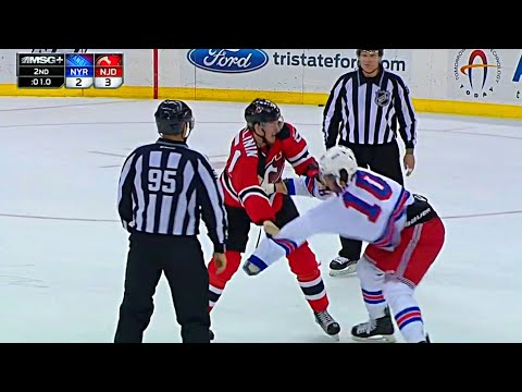 NHL Fights, Penalties & Ejections!