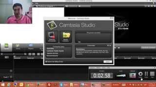 Cómo Grabar Un Vídeo Con Camtasia Studio 8