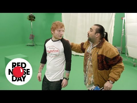 Kurupt FM feat. Ed Sheeran - the video  | Red Nose Day 2017