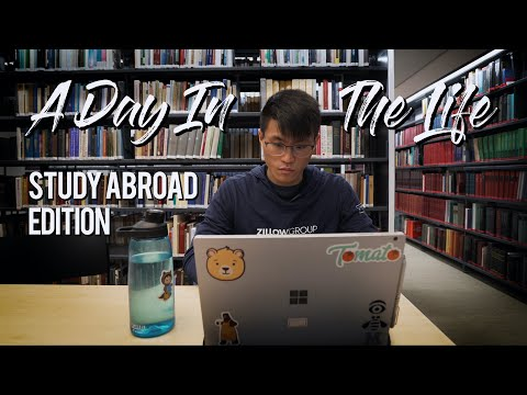 A Day In the Life of a Study Abroad College Student In Sweden