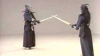 All Japan Kendo Federation video II [1/3](This a documentary about kendo basics, now look and learn., 2007-08-31T14:55:03.000Z)