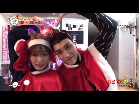 [We got Married4] 우리 결혼했어요 -  Tae-joon ♥ Bomi's video letter to parents! 20161224