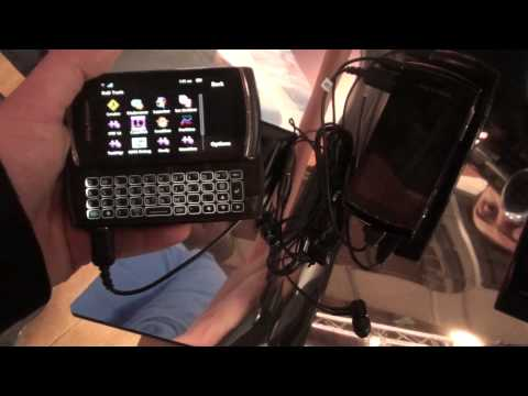 Hands-on with Sony Ericsson Vivaz pro