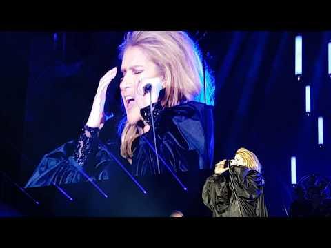Celine Dion  All  Myself  London DVD Recording  29072017
