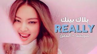 Blackpink - really / arabic sub   أغنية ...