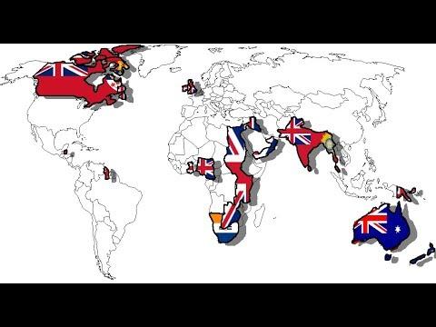 Britain Empire 1922