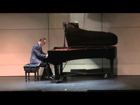 Dr. Peter Green- GCC Faculty Recital Excerpt (HD)