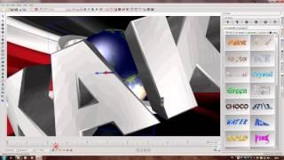 Aurora 3D Animation Maker - Как сделать красивую 3 D заставку.(Урок как сделать красивую заставку в начале видео. Подпишись pls Извиняюсь ступил не поставил сваю заставк..., 2013-04-04T18:53:04.000Z)