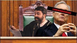JUSTIÇA CANHOTA - LEWANDOWSKI