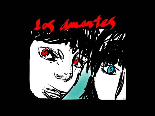 Los Amantes - 'Tras Los Cuerpos' (audio)