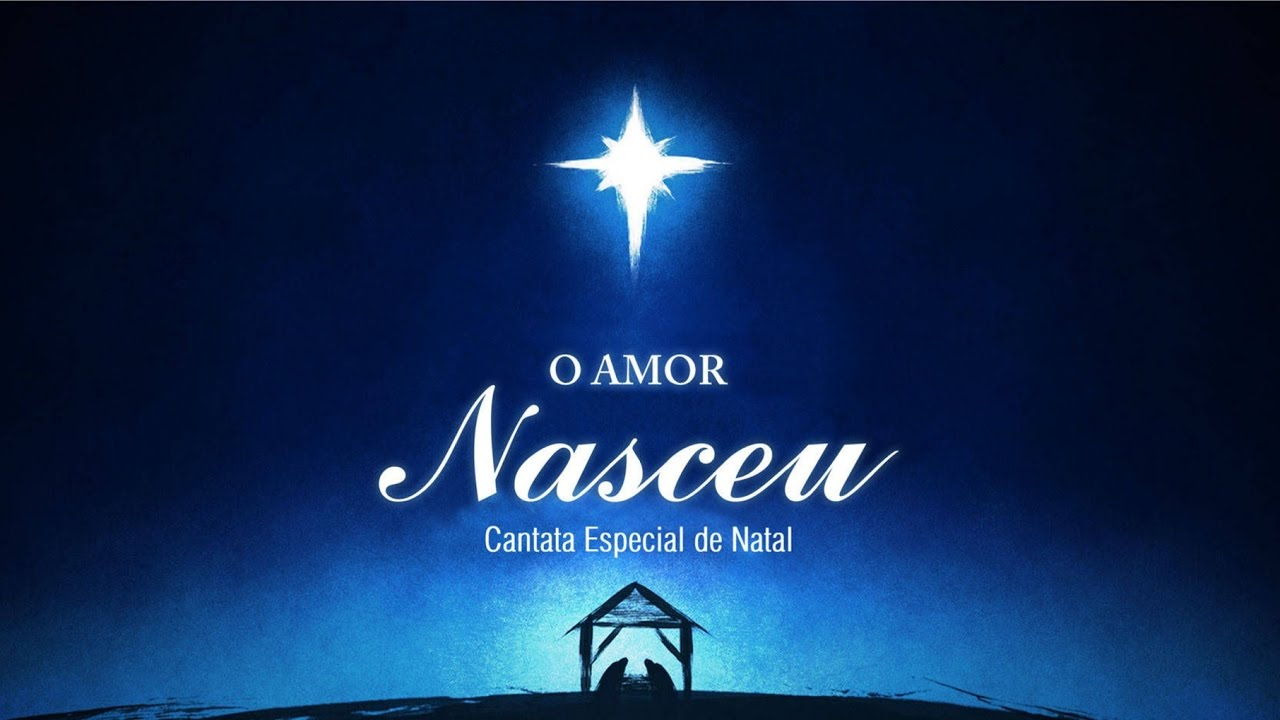 cantata de natal o amor nasceu playback