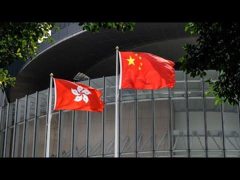 China Finalizes Hong Kong Election Law