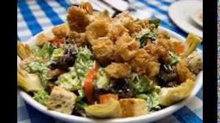 салат цезарь быстро и вкусно