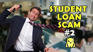 Heartless Student Loan Scammer #2 - Ownage Pranks