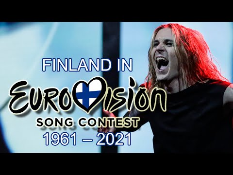 Finland in Eurovision Song Contest (1961-2021)