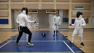 New Fencing Federation aims for Olympic bid