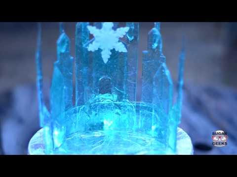 Elsa Frozen Castle Tutorial Promo