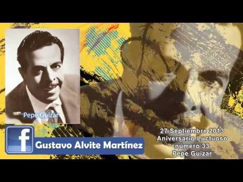 PEPE GUIZAR EN ENTREVISTA CON GUSTAVO ALVITE