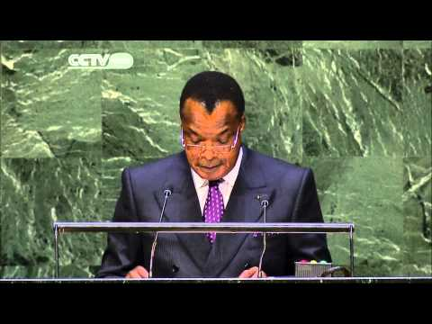 Ebola: Guinea and Congo Presidents Address UN