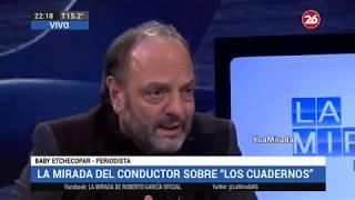 Canal 26 -La mirada de Roberto Garcia 13 de Agosto