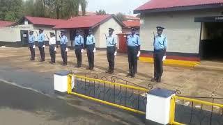 Funny Kenyan Police Man