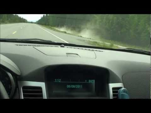 2011 Chevrolet Cruze Eco 1.4L Turbo Road Drive and Review